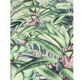 Vliesová tapeta Floral zelená 10,05 x 0,53 m