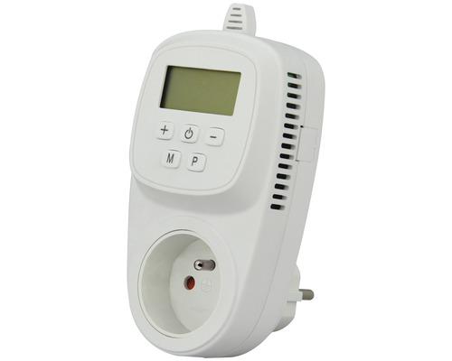 Zásuvkový termostat INFRAe² WiFi ČSN