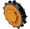 Náhradní kola S & M pro robotické sekačky Worx Landroid