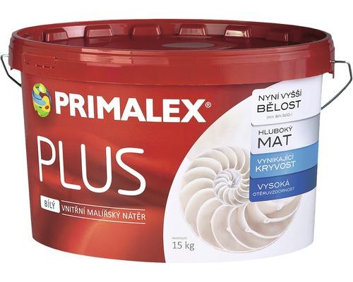 Primalex Plus bílý 15 kg