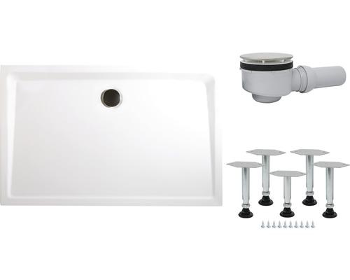 Sprchová vanička Schulte 90x75 cm extra plochá D20759004