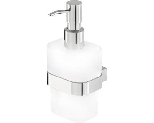Dávkovač na mýdlo s držákem Lenz Aura chrom