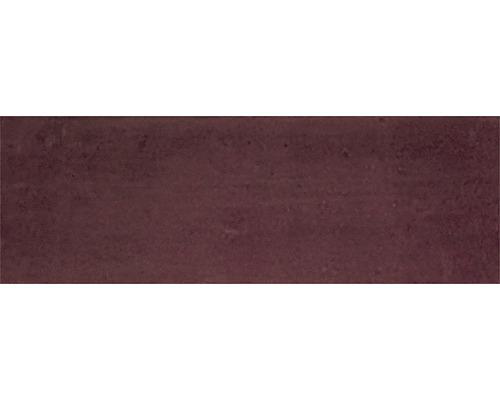 Obkladový pásek Travel Burgundy 7,5x30 cm