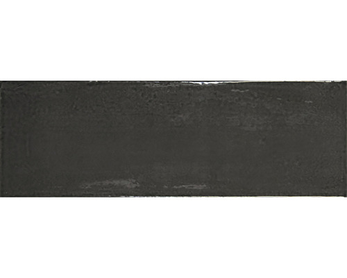 Obkladový pásek Travel Dark Grey 7,5x30 cm