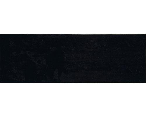 Obkladový pásek Travel Black 7,5x30 cm