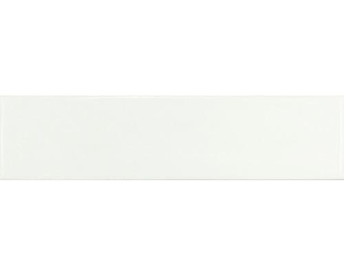 Obkladový pásek Travel White 7,5x30 cm