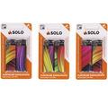 Zapalovač plnitelný SOLO 2 ks, různé barvy
