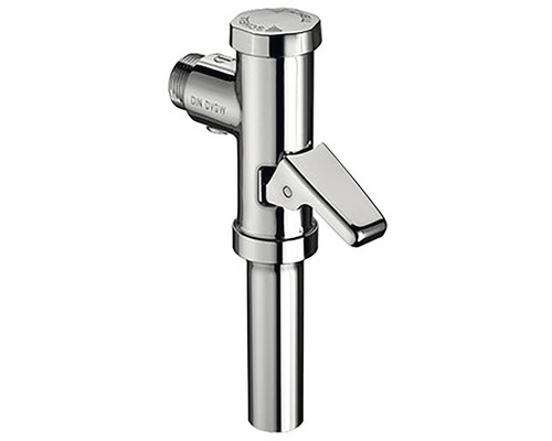 "WC tlakový ventil 3/4"" chrom SCHELLOMAT"