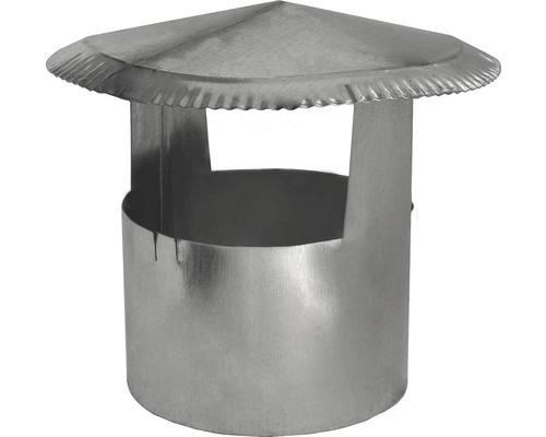 Stříška komínová 118 mm ZN