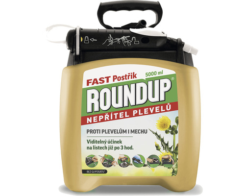 ROUNDUP® FAST bez glyfosátu 5 l