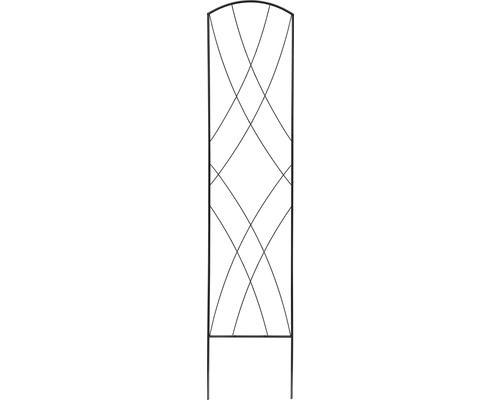 Mříž na popínavé rostliny Ilian 30x150cm černá