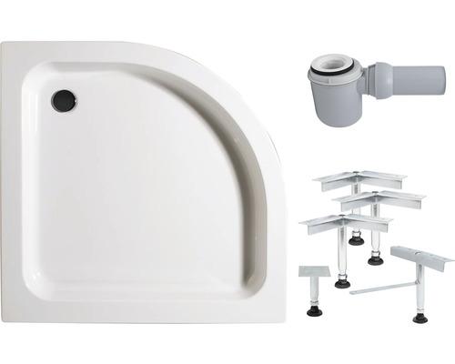 Sprchová vanička Schulte 90x90 cm plochá D197604