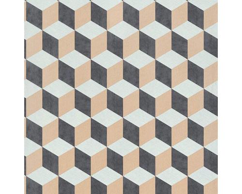 Vliesová tapeta Vavex Geometrická, 3D vzhled, 10,05 x 0,53 m
