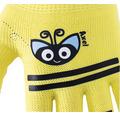 Dětské rukavice AXEL-IT 3-4 1 pár žluté