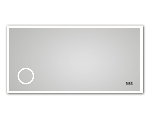 LED zrcadlo do koupelny Silver Venus