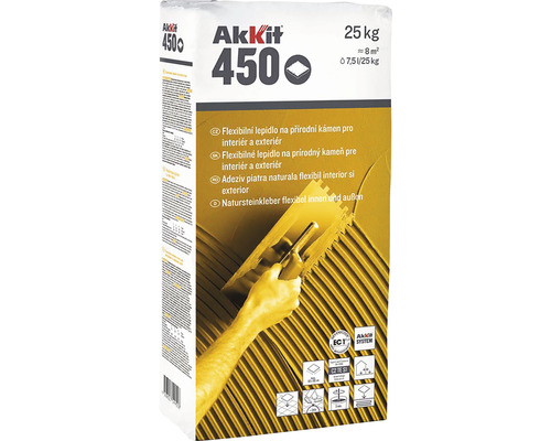 Flexibilní lepidlo AKKIT 450 C2TE S1 25 kg