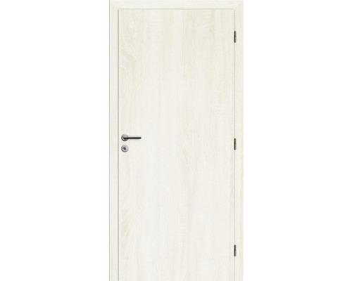Interiérové dveře Solodoor Klasik Andorra bílé, plné 60P