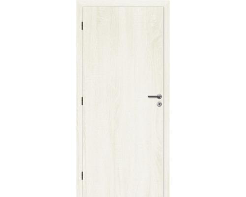 Interiérové dveře Solodoor klasik Andorra bílé, plné 60L