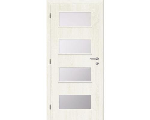 Interiérové dveře Solodoor Zenit 28 Andorra bílé 90L