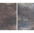 Obkladová deska Polyform 10 x 640 x 4100 mm oboustranná RETRO BROWN/RETRO BLUE