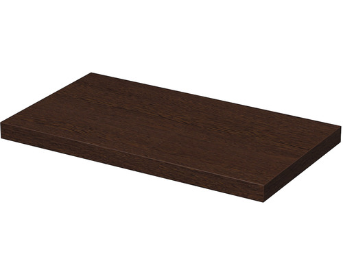 Deska pod umyvadlo 100 x 50 x 5,4 cm wenge