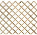 Mříž na popínavé rostliny Molina 120 x 180/195 cm dřevěná tlakově impregnovaná