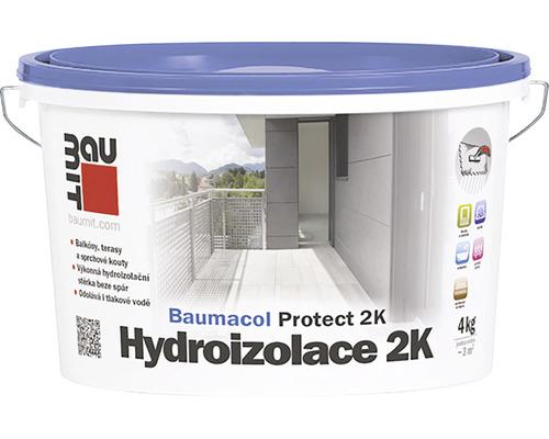 Hydroizolační stěrka Baumit Baumacol Protect 2K 4kg