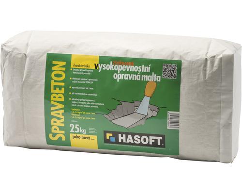 Opravná malta HASOFT Spravbeton 25 kg