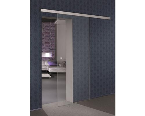 Posuvné dveře PERTURA skleněné, 720 x 2050 mm, sklo čiré