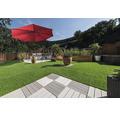 Plastová dlaždice umělý trávník 30 x 30 cm s klick systémem zelená balení 11 ks