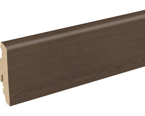 Soklová lišta Skandor dub matný FU60L 19x58x2400 mm