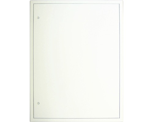 Revizní dvířka RUG Softline 600 x 800 mm pozink bílý