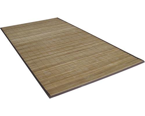 Kusový koberec bambusový, přírodní 120x180 cm