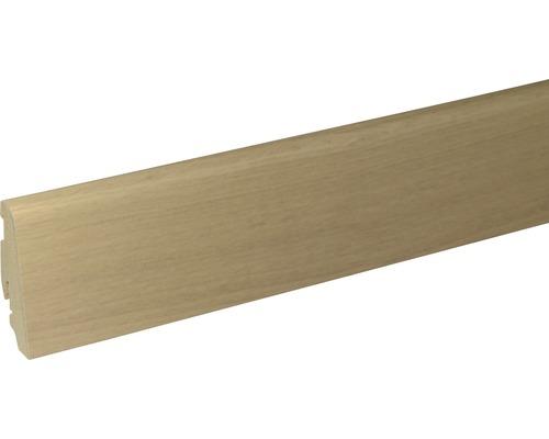 Soklová lišta Skandor dub kašmír SU60L 19x58x2400 mm