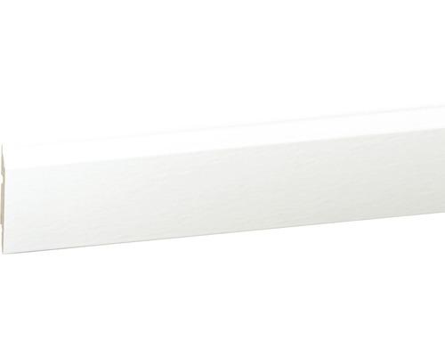 Soklová lišta bílá 15x80x2400mm