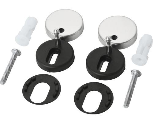 Náhradní závěsy pro záchodová prkénka Quick Release