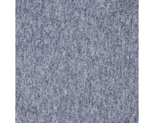Kobercová dlaždice LARGO 500 modrá