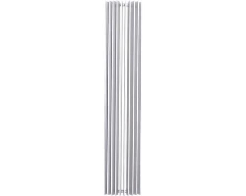 Designový radiátor LondonII bílý montáž do rohu 1800x360 mm