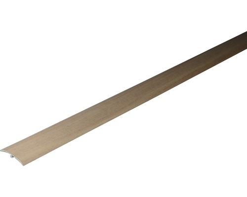 Univerzální lišta Skandor samolepicí/hmoždinková 900 x 37,5 x 5,5 mm hickory