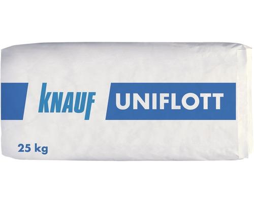 Spárovací hmota na sádrokarton KNAUF Uniflott 25 kg