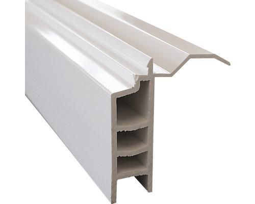 Parapetní připojovací profil pro novostavby 220 cm pro ARON Basic/Comfort