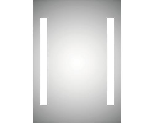 Zrcadlo do koupelny DSK Silver River LED 50x70 cm