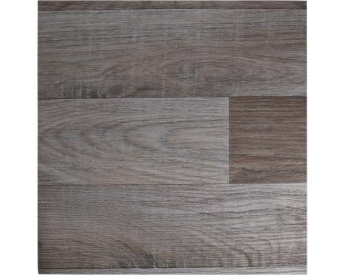 PVC podlaha PUCCINI 4M 2,8/0,20 parketa hnědo-stříbrná