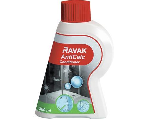 Obnova skleněných výplní RAVAK Anticalc conditioner 300 ml B32000000N