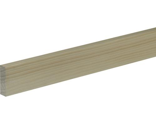 Lišta Konsta obdélníková 10 x 20 x 900 mm, borovice