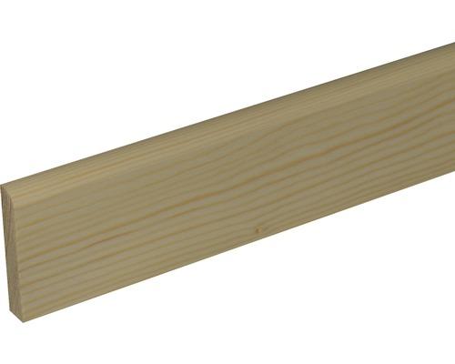 Podlahová lišta Konsta oblá 10 x 58 x 2400 mm borovice