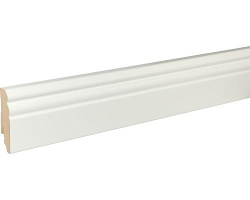 Soklová lišta Skandor bílá FU073 18x70x2400mm