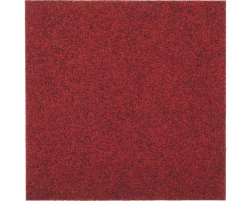 Kobercová dlaždice VOX 316 červená