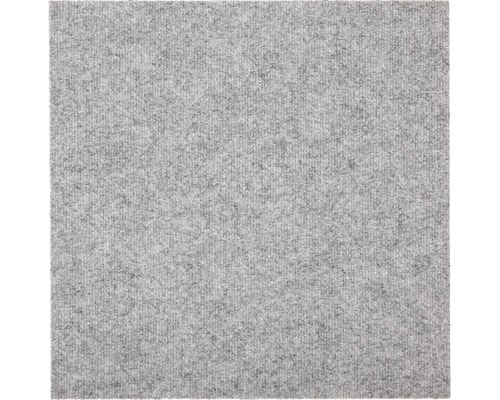 Kobercová dlaždice REX 901 sv.šedá