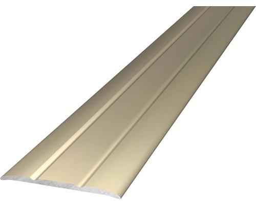 ALU přechodový profil 38x1000 mm zlatý